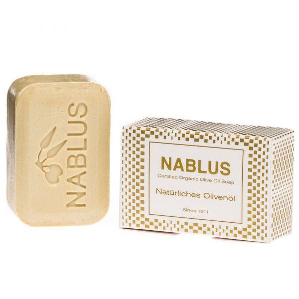 Nablus Olivenseife Natürliches Olivenöl