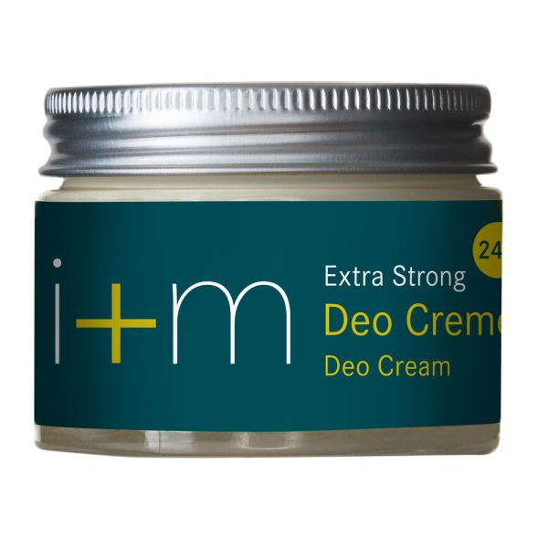 I+M Extra Strong Deo Creme