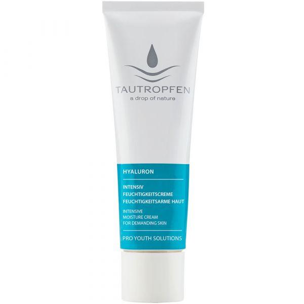 Tautropfen Hyaluron Intensiv Feuchtigkeitscreme für anspruchsvolle Haut
