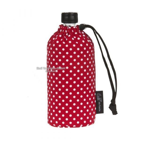 Emil Flasche Punkte Rot 0,3 Liter