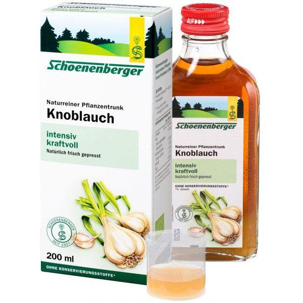 Schoenenberger Knoblauch-Trunk