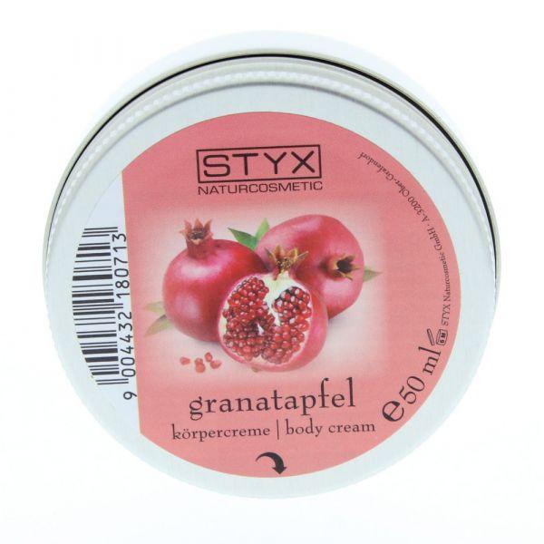 Styx Granatapfel Körpercreme 50ml