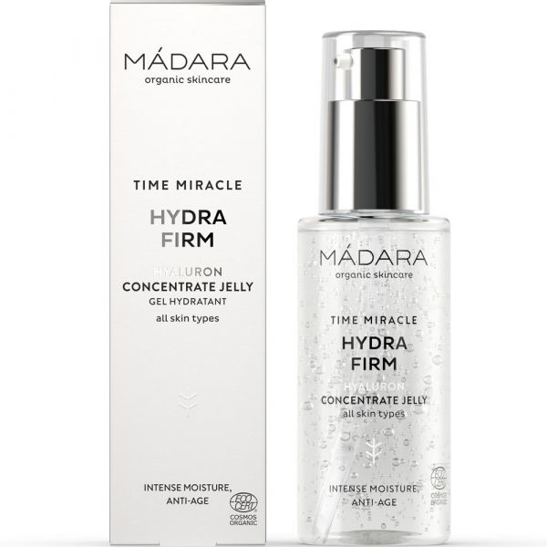 Madara TIME MIRACLE Birch Hyaluron Hydra-Firming Gel-Konzentrat