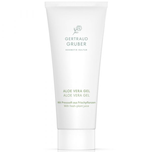 Gertraud Gruber Aloe vera Gel 100ml