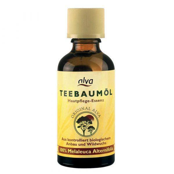 alva Teebaumöl 50ml