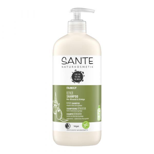 Sante Repair Shampoo Olivenöl & Ginkgo 500ml