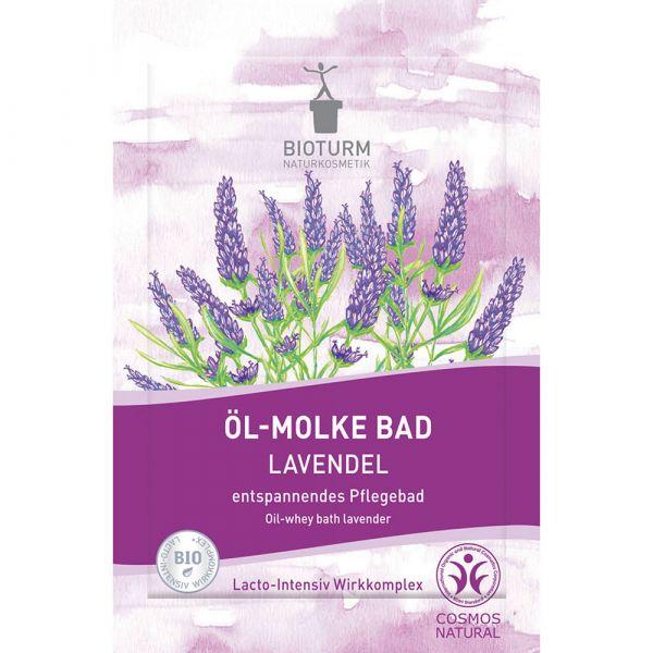 Bioturm Öl-Molke Bad Lavendel 30ml