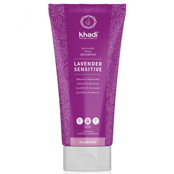 Khadi Lavender Sensitive Shampoo
