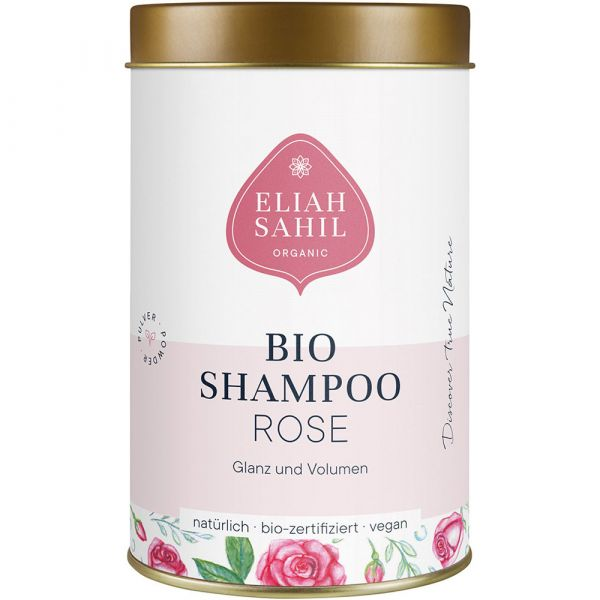 Eliah Sahil Shampoo Rose 100ml