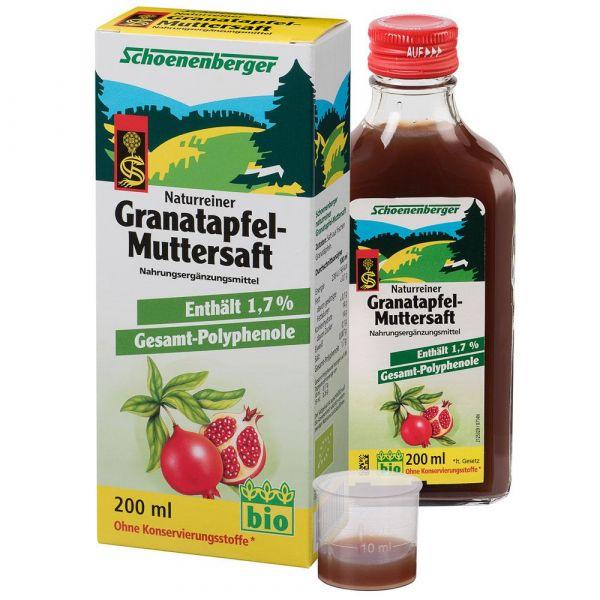 Schoenenberger Granatapfel-Muttersaft