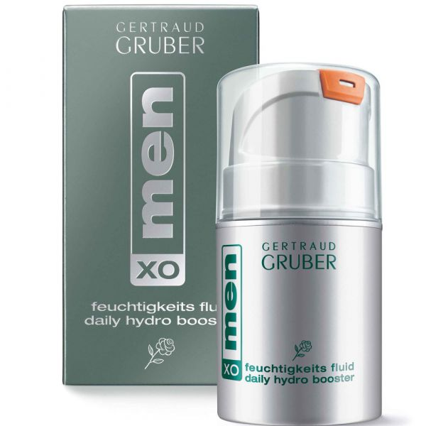 Gertraud Gruber menXO feuchtigkeits fluid daily hydro booster