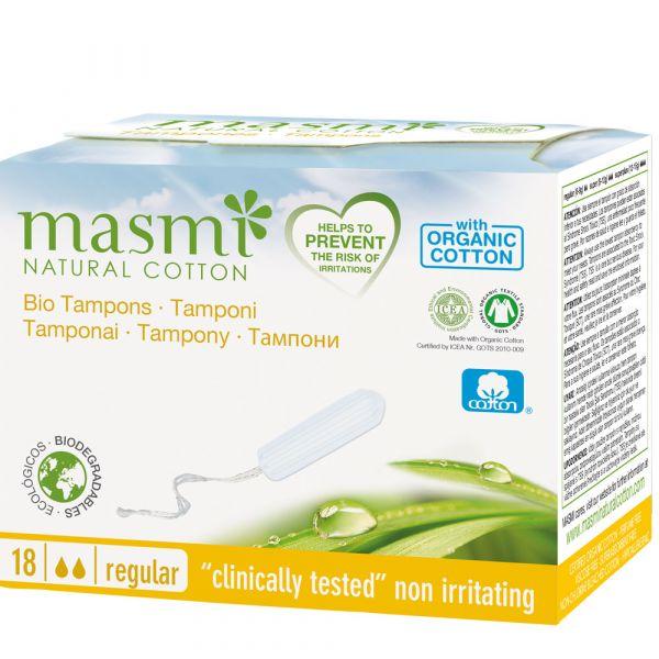Masmi Bio Tampons Classic