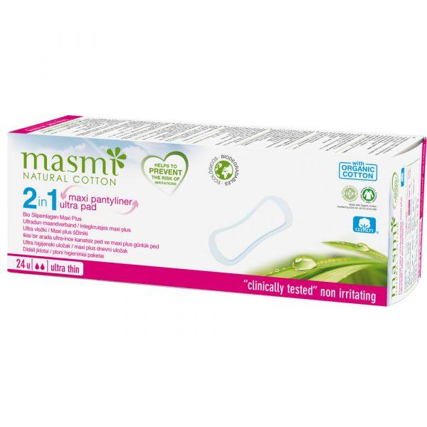 Masmi Bio Slipeinlagen Maxi
