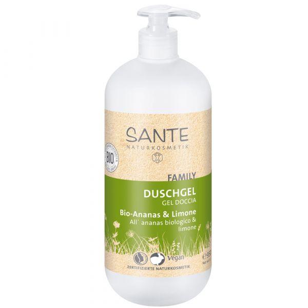 Sante Duschgel Bio-Ananas & Limone 950ml