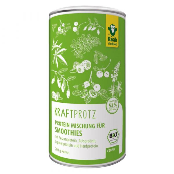 Raab Vitalfood Kraftprotz Superfood
