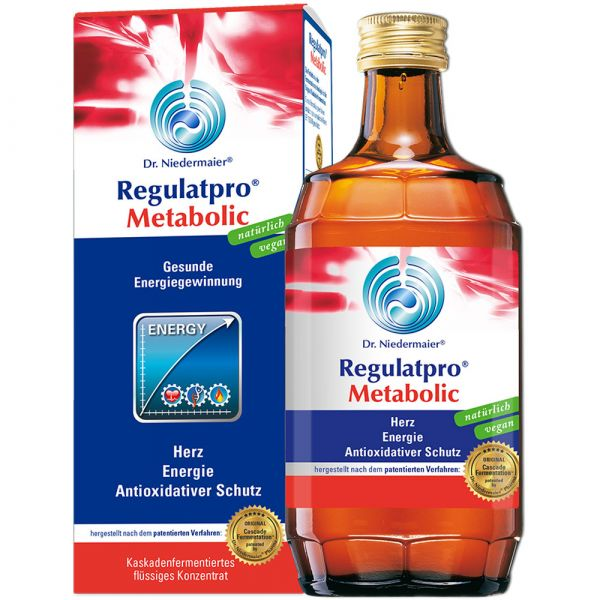 Dr. Niedermaier Regulat® Pro Metabolic 350ml
