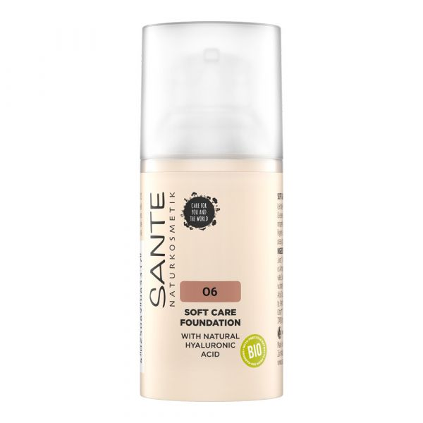 Sante Soft Care Foundation 06 Neutral Amber