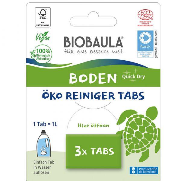 Biobaula Bodenreiniger Tabs