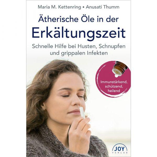 Primavera Buch Ätherische Öle in der Erkältungszeit
