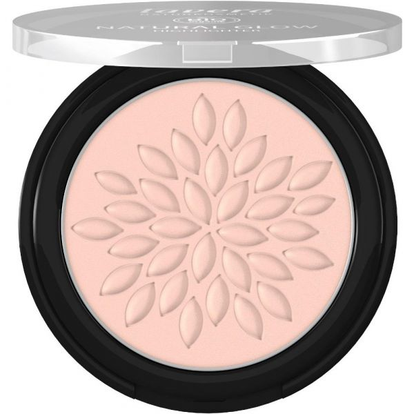 Lavera NATURAL GLOW HIGHLIGHTER Rosy Shine 01