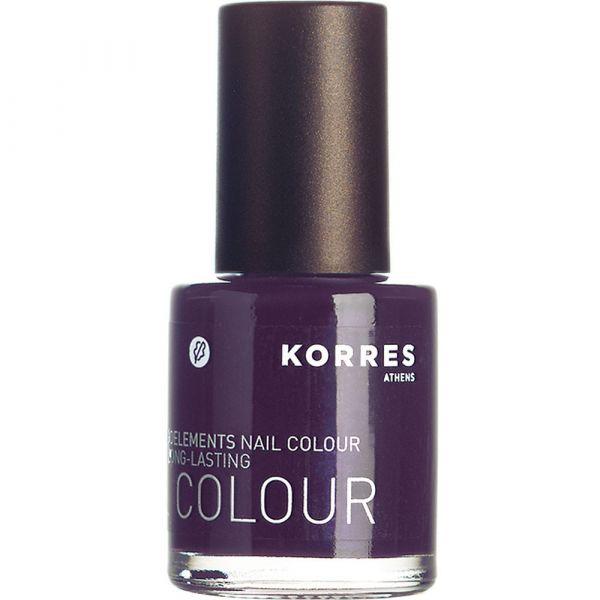 Korres Nagellack 29 Ultra violet