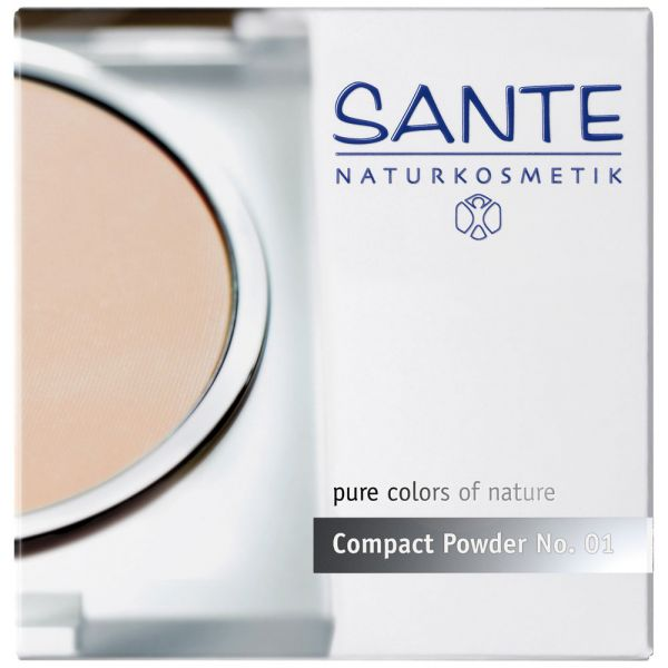 Sante Compact Powder No.01 porcellan