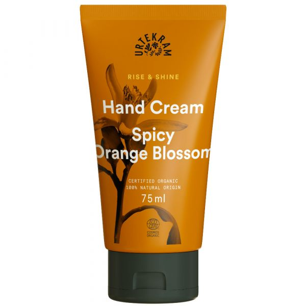 Urtekram Spicy Orange Bio Hand Cream