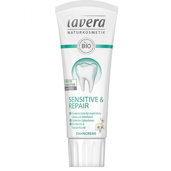Lavera Zahncreme Sensitive & Repair