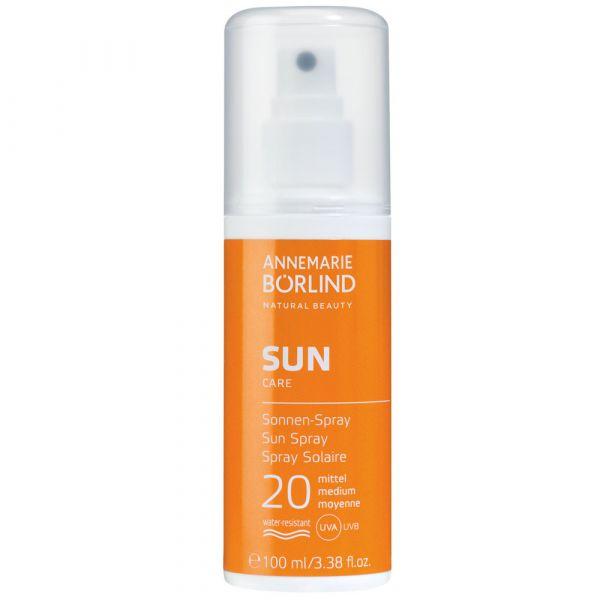 ANNEMARIE BÖRLIND Sonnen-Spray  LSF 20