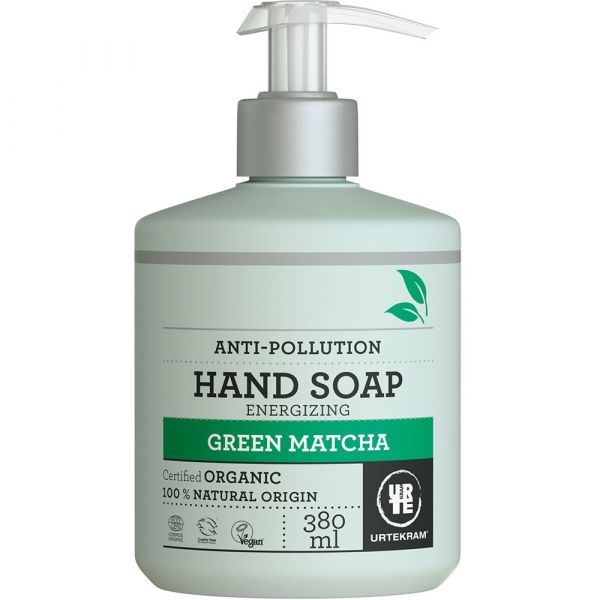 Urtekram Green Matcha Hand Soap
