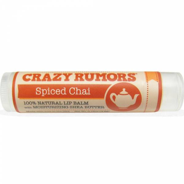 Crazy Rumors Spiced Chai Lip Balm