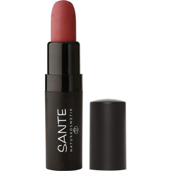 Sante Lipstick Mat Matte 02