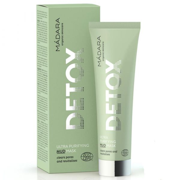 Madara DETOX Ultra Purifying MUD Mask