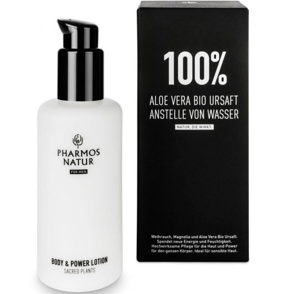 Pharmos Natur Body & Power Lotion
