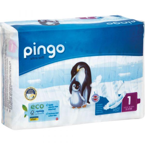 pingo Bio Windeln New Born 2-5 Kg