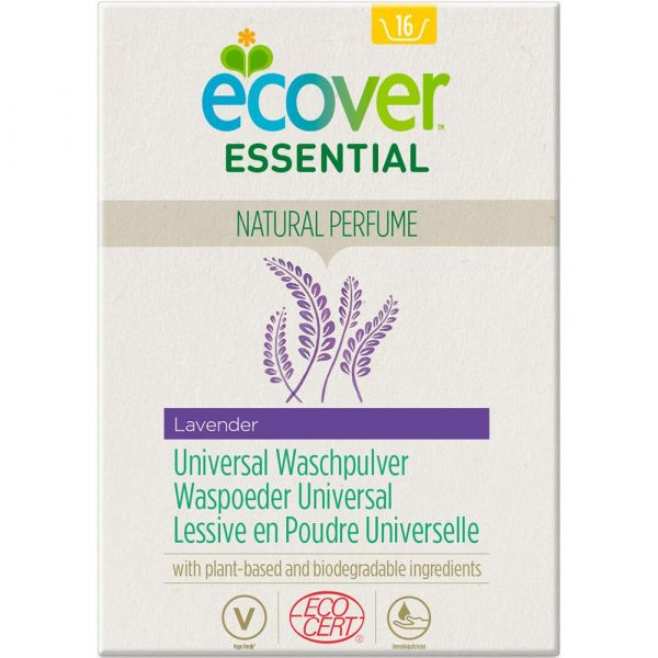 Ecover Essential Universal Waschpulver Lavendel