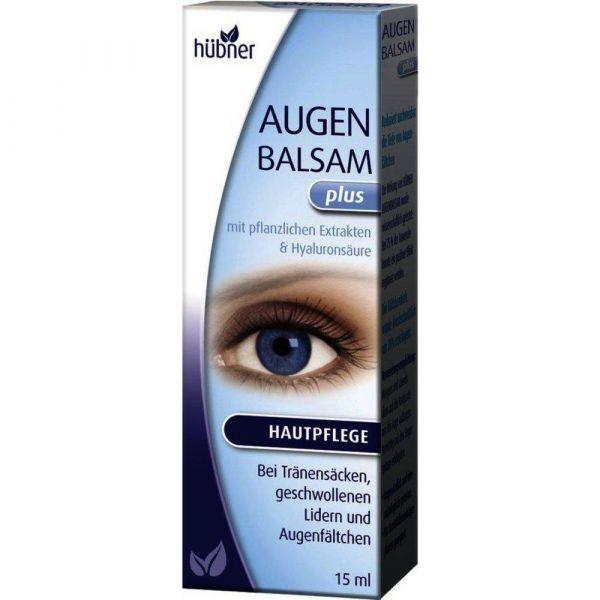 Hübner Augenbalsam plus