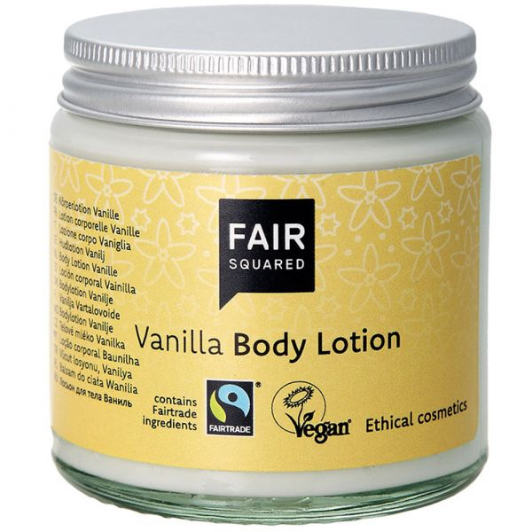 Fair Squared Body Lotion Vanilla