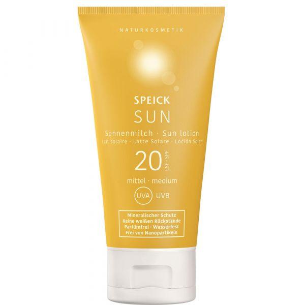 Speick SUN Sonnenmilch LSF 20