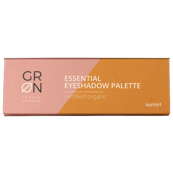 GRN Eyeshadow Palette sunset