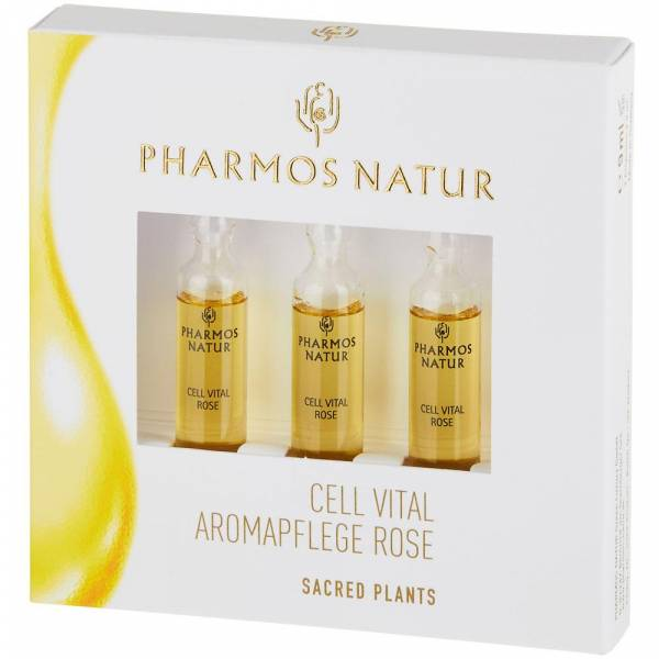 Pharmos Cell-Vital rose Ampullenset