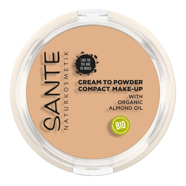 Sante Compact Make-up 01 Cool Ivory