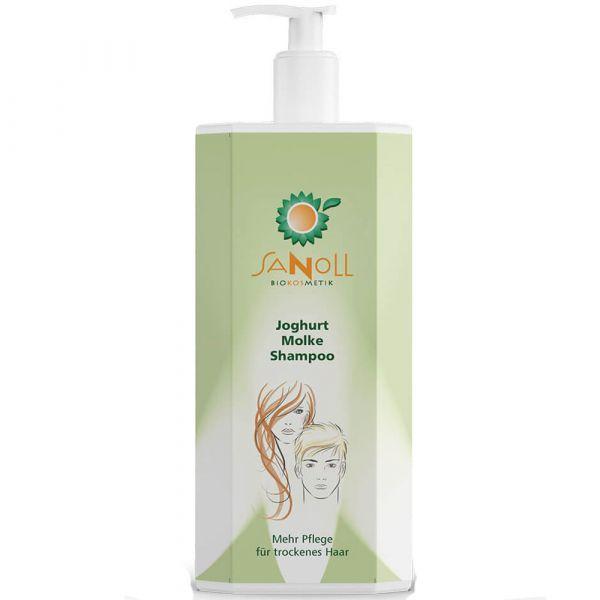 Sanoll Joghurt Molke Shampoo 1 Liter
