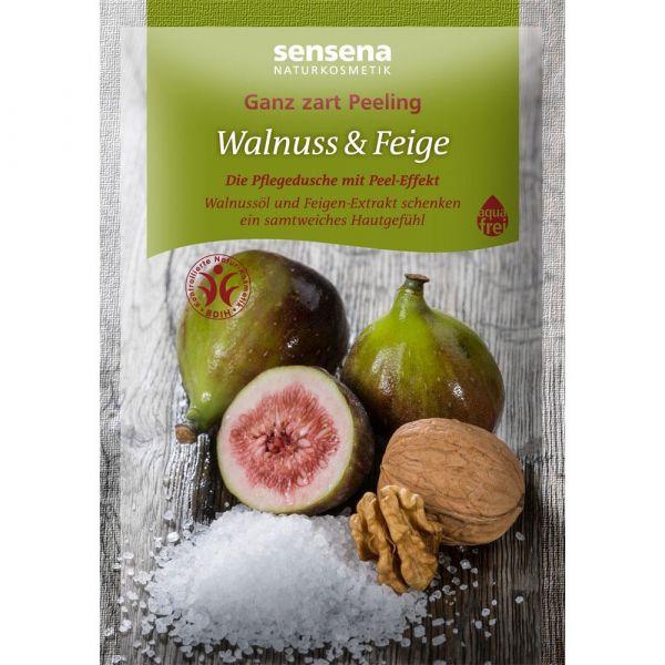 Sensena Peeling Walnuss & Feige