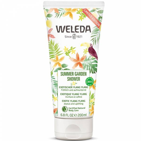 Weleda Summer Garden Shower