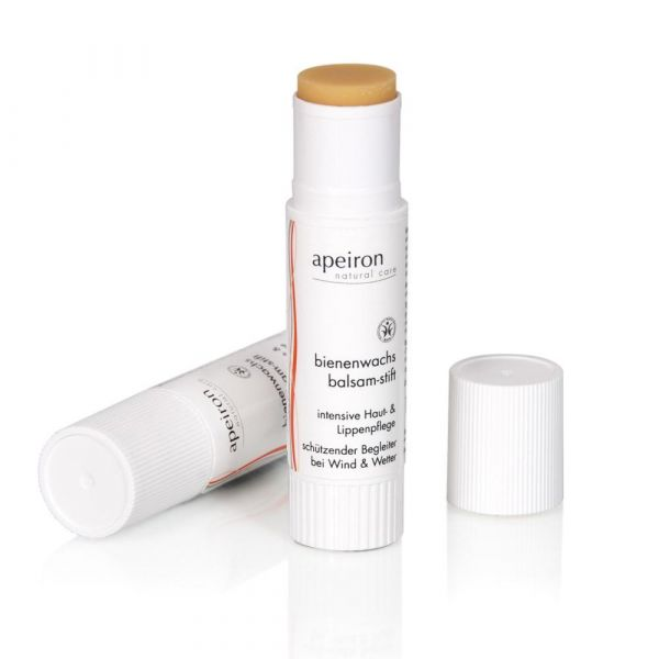 Apeiron Bienenwachs Hautpflegestift