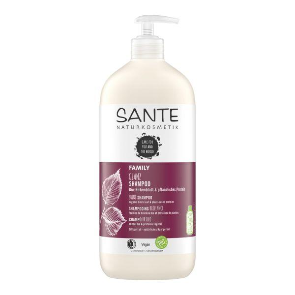 Sante Glanz Shampoo Bio-Birkenblatt & pflanzliches Protein 950ml