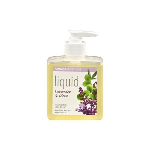 Sodasan Lavendel-Olive Seife liquid 300ml