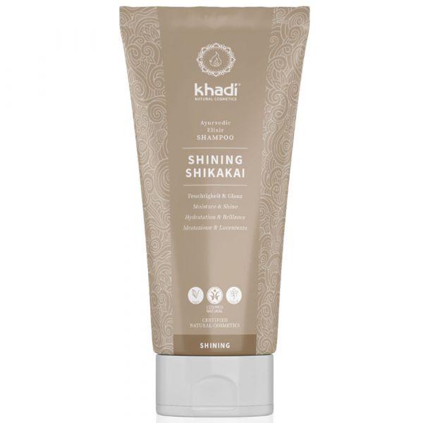 Khadi Shining Shikakai Shampoo