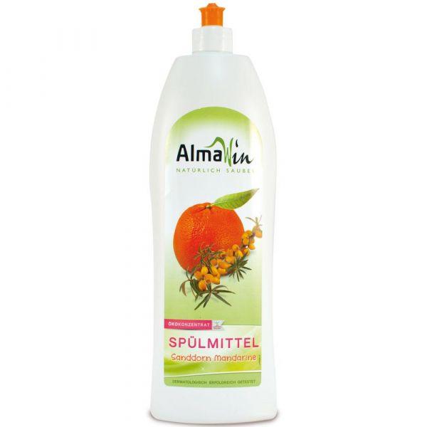 Almawin Spülmittel Sanddorn Mandarine 1 Liter